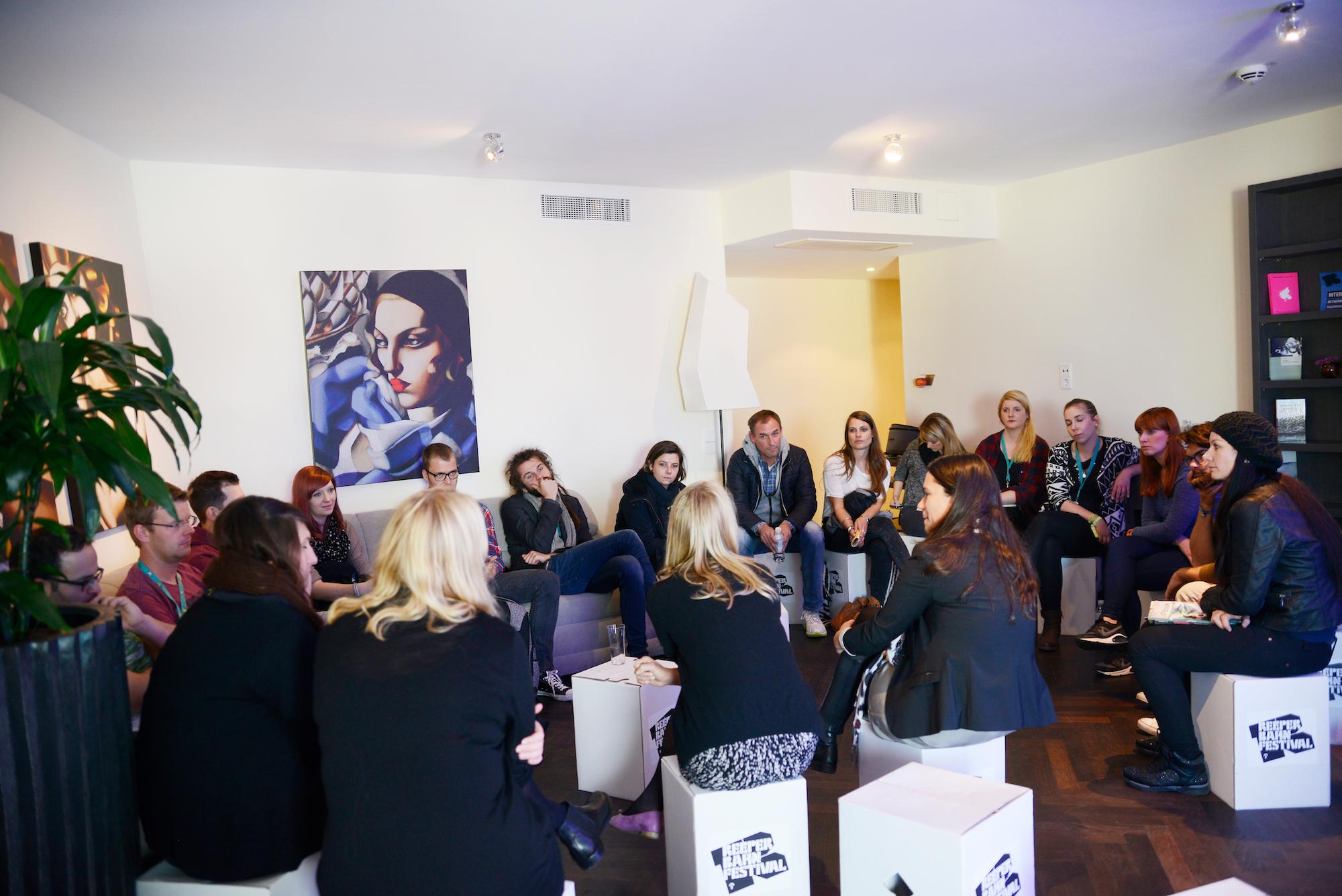 Reeperbahn Festival Workshop